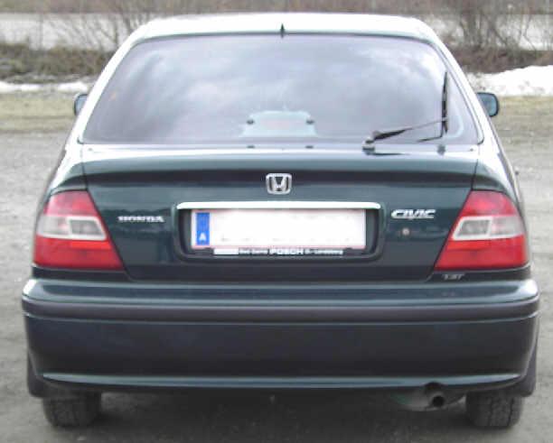Honda Civic Alfred